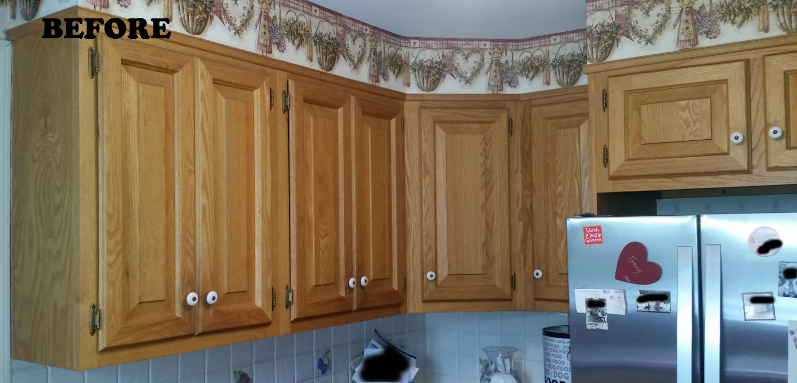 refinishing oak cabinets kitchen cabinet refinishing before and after http kitchencabinet. Black Bedroom Furniture Sets. Home Design Ideas