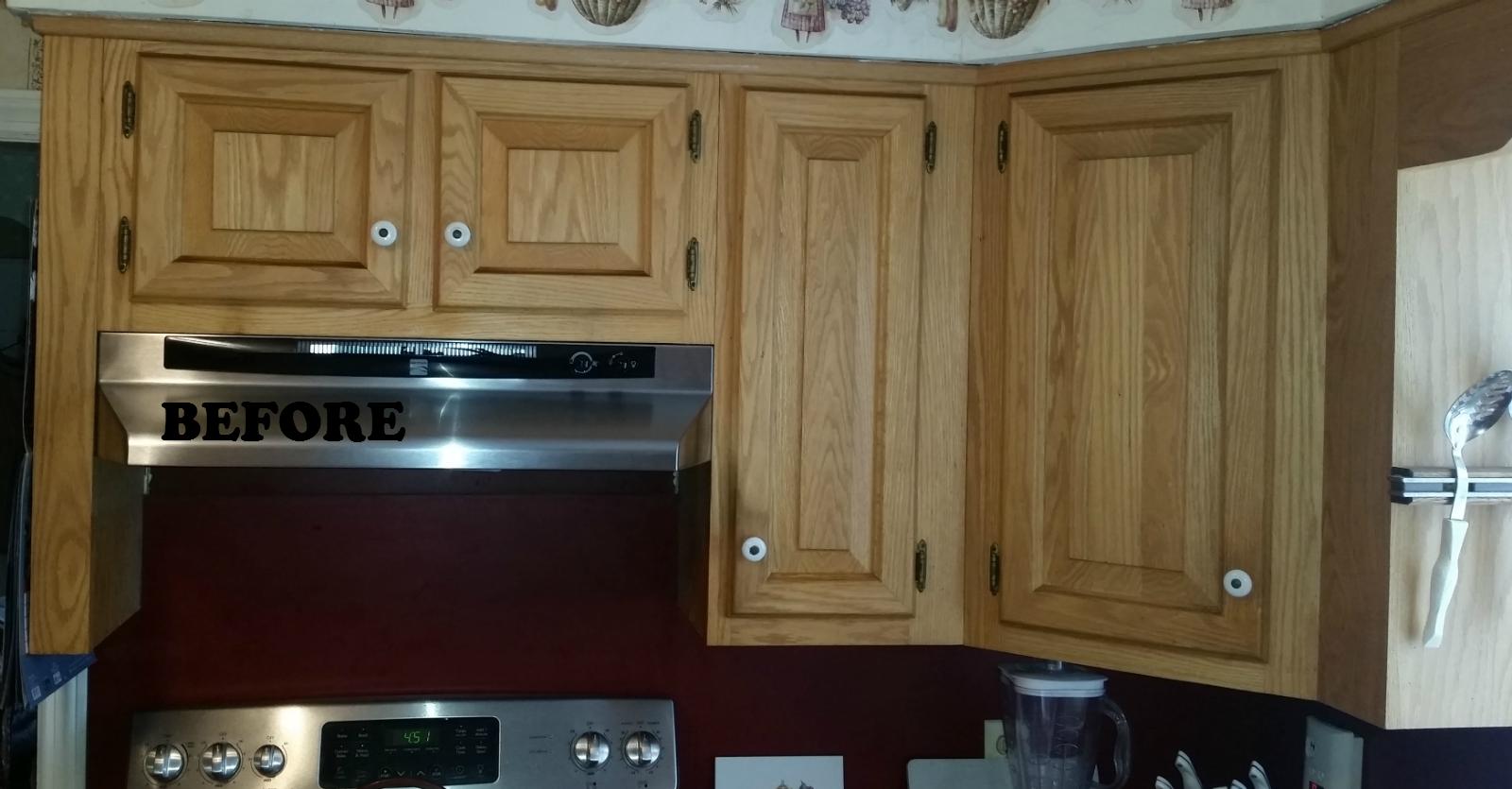 Refinishing Oak Cabinets   Kitchen Cabinet Refinishing ...