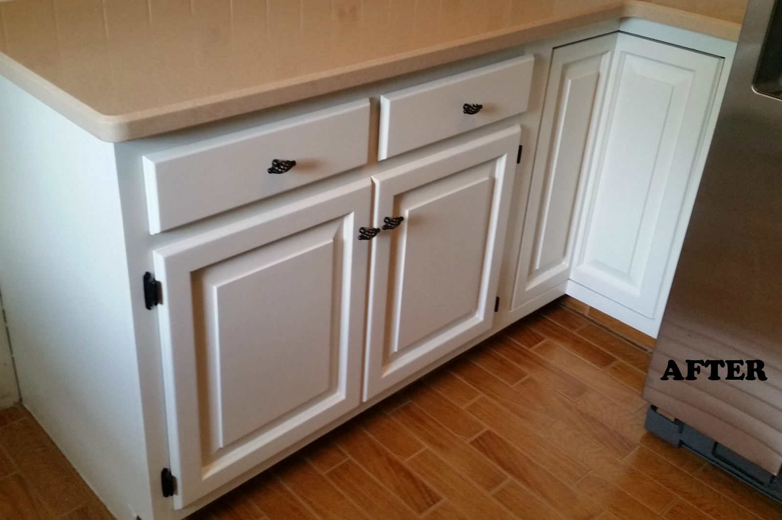 Refinishing Oak Cabinets Kitchen Cabinet Refinishing